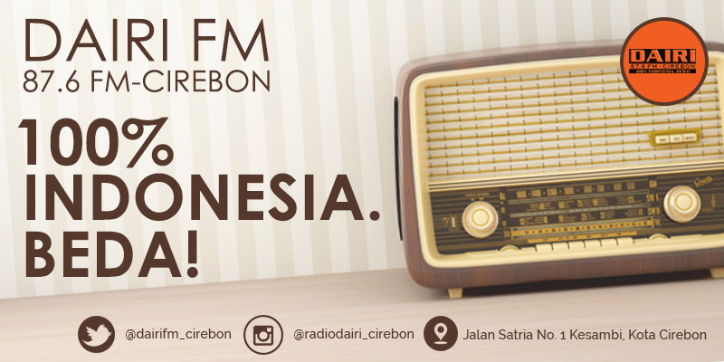Radio Dairi FM Cirebon