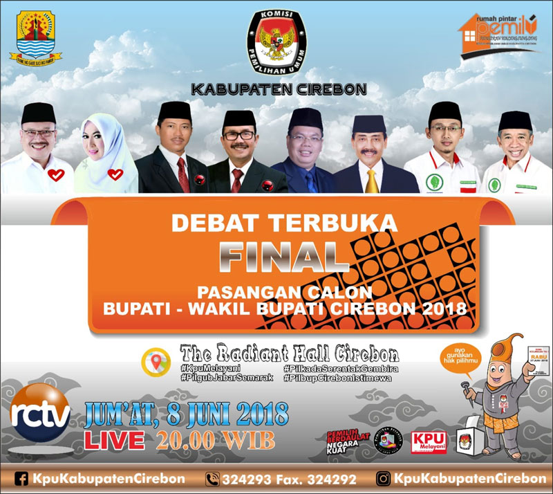 Kpu Kabupaten Cirebon