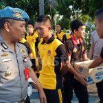Polres Majalengka Galang Dana Peduli Gempa Lombok
