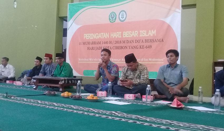 Istigasah-IAIN-Syekh-Nurjati-Cirebon