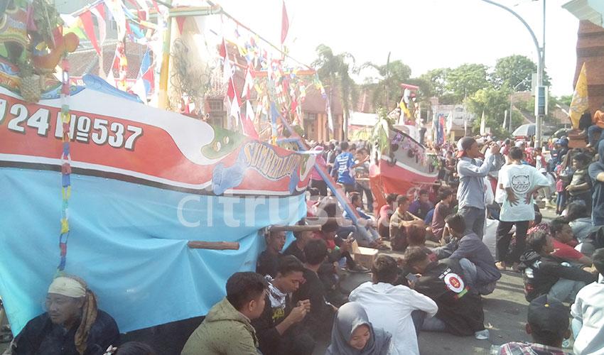 Kirab Nadran Kota Cirebon 2018 di Gedung Eks BAT Meriah!