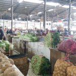 Harga Sayur di Pasar Jagasatru Stabil