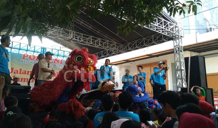 Bangga! Masyarakat Kelurahan Pekiringan Kota Cirebon Jadi Contoh Warga Terbaik