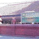 Masjid Keramat Megu Gede Menjadi Andalan Rombongan Peziarah