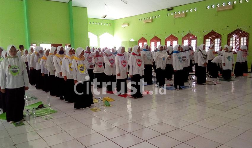 HIMKA IAIN Syekh Nurjati Cirebon Latih Kepemimpinan MABA