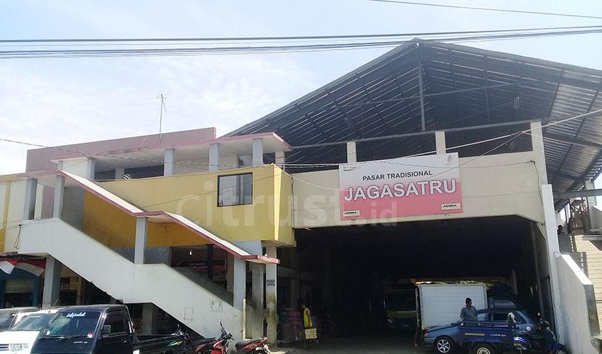 Pasar Jagasatru, Pusat Sayur-Mayur Termurah di Cirebon