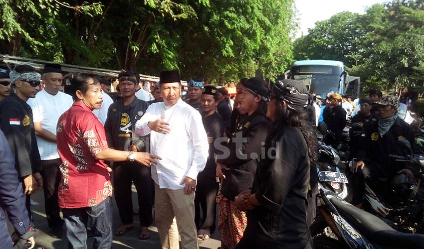 PLT Wali Kota Cirebon Awali Rangkaian Kirab Budaya Cirebon 2018