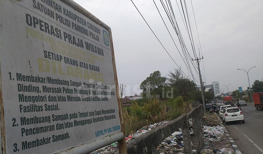 Bagaimana Mengatasi Tumpukan Sampah di Cirebon?
