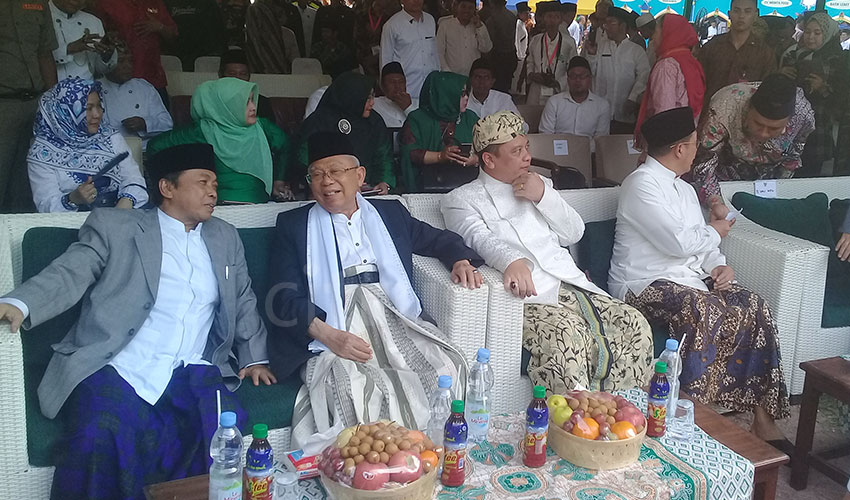 Ma'ruf: Kemerdekaan Republik Indonesia Tidak Lepas Dari Perjuangan Para Santri