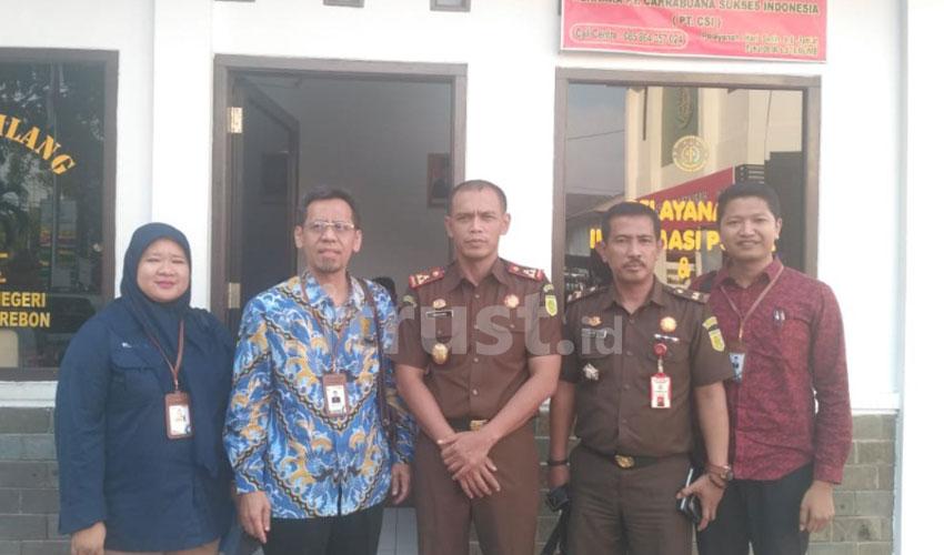Ombudsman Jawa Barat Ingin Kasus PT. CSI Cepat Terselesaikan