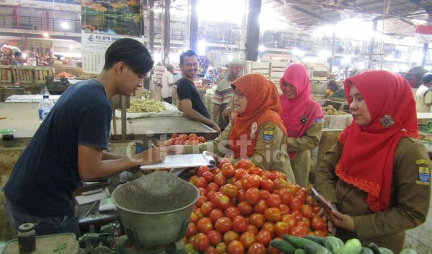 Mie Basah Mengandung Zat Boraks Ditemukan di Pasar Kanoman