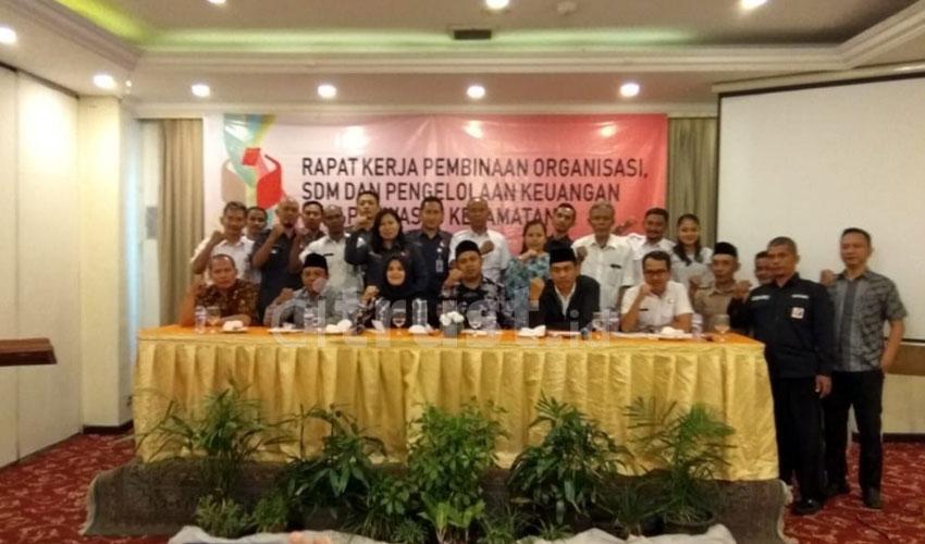 Bawaslu Jawa Barat Tekankan Peningkatan Sinergitas Kinerja Panwascam hingga TPS