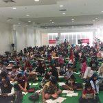 Sebanyak 215 Siswa Ikuti Try Out Smart Solution