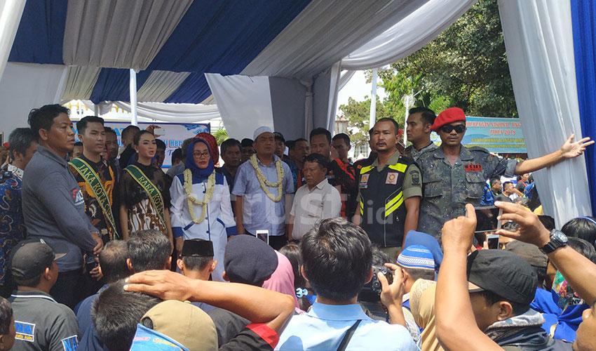 Nashrudin Azis Ajak Semua Komponen Masyarakat Bersatu Bangun Kota Cirebon