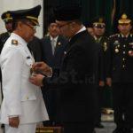 Ridwan Kamil Lantik Karna Sobahi Sebagai Bupati Majalengka di Sisa Jabatan 2013-2018