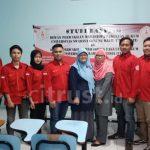 DPM Fakultas Hukum Unswagati Studi Banding ke UII Yogyakarta