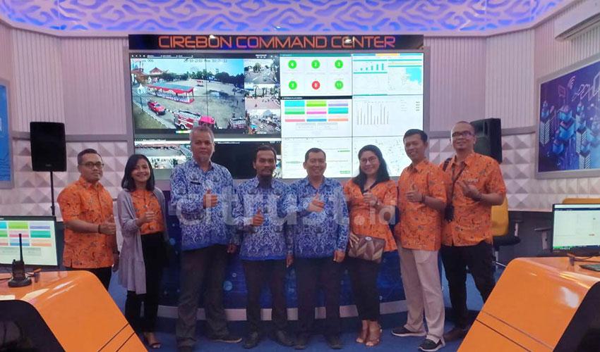 Dukung Cirebon Smart City, Fiberstar Hadirkan Google Station