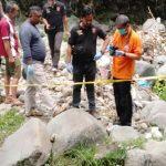 Mayat Bayi Perempuan Ditemukan di Sungai Cipada Majalengka