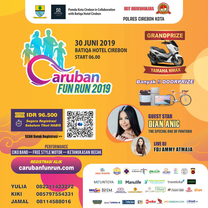caruban fun run 2019
