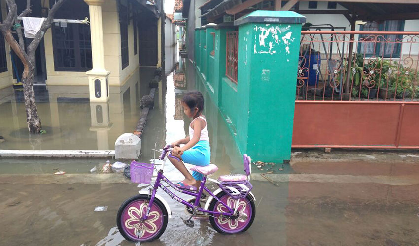 Banjir-Melakasari