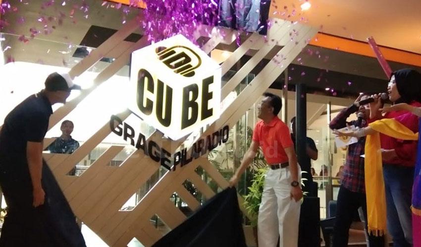 Pertama Di Cirebon Studio Radio Masuk Mall Ruang Akses Tanpa Batas