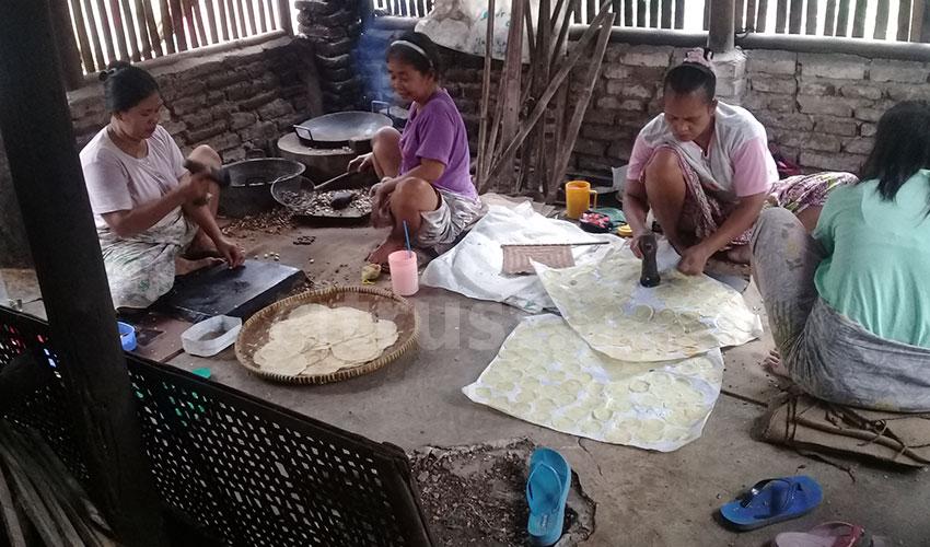 Emping Melinjo, Sumber Mata Pencaharian Warga Tuk