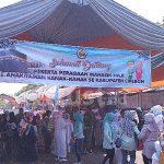Ratusan Murid TK Mengikuti Peragaan Manasik Haji