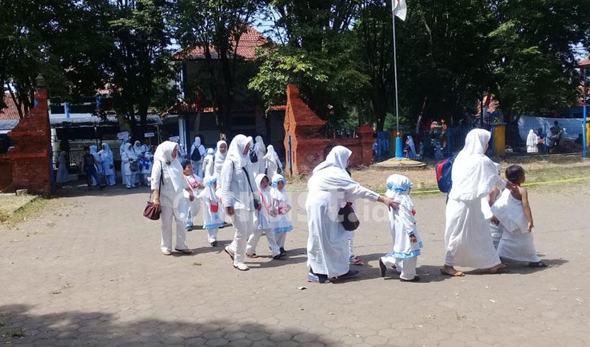 IGTKI dan Dinas Pendidikan Adakan Manasik Haji Tingkat TK
