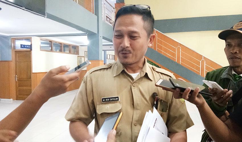 RSUD 45 Kuningan Tak Terima Pasien Jamkesmas, Ketua DPRD Kuningan Marah