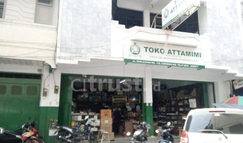 toko kitab di cirebon