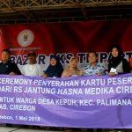 BPJS Kesehatan Cirebon-BPJS Ketenagakerjaan Bersinergi Optimalkan Program Jaminan Sosial