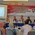 Jajaran Aparat dan Parpol Deklarasikan Pileg dan Pilpres Damai di Kabupaten Majalengka