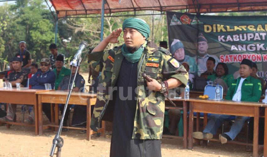 GP Ansor Bangun Sinergitas dengan Pemkab Majalengka
