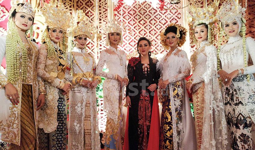 Gandeng Dewi Gita, AR'Q by Arief Rachmanto Luncurkan Koleksi Busana Terbaru