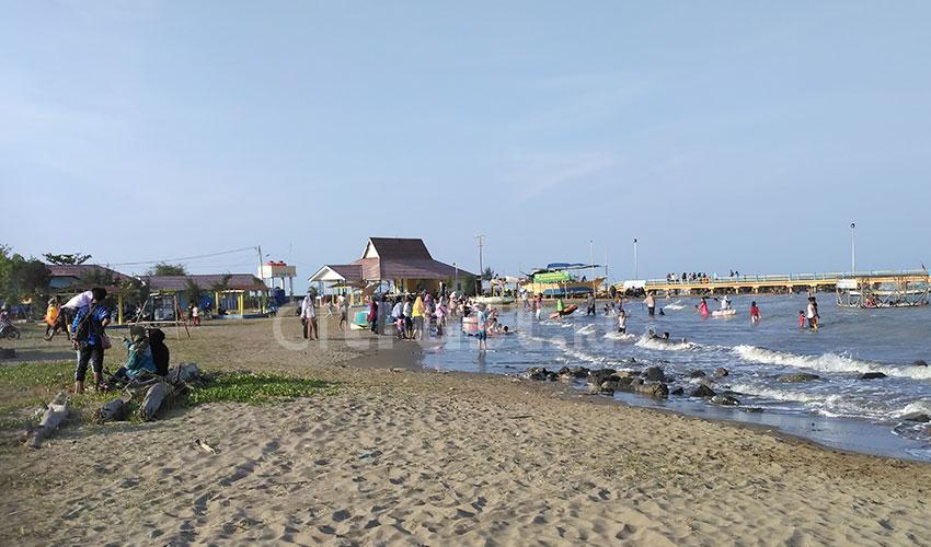 Pantai Wisata Balongan Indramayu, Destinasi Pilihan Libur Akhir Pekan