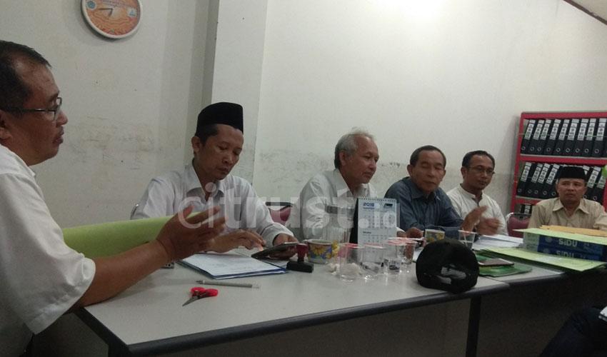 2 Mantan Rektor Terdaftar Dalam Penjaringan Bakal Calon Rektor IAIN Syekh Nurjarti