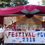 Festival dan Milad PGMI IAIN Syekh Nurjati Cirebon Asah Kreativitas Siswa SD