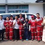 PMI Kota Cirebon Kirim Relawan Demi Misi Pencarian Korban Pesawat Lion Air