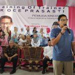 Di Cirebon, Sandiaga Uno Tawarkan Solusi Ekonomi Kerakyatan