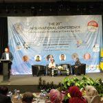 Konferensi Internasional ke-20Unswagati dan ADRI: Agar Penelitian Dosen Tidak Berdebu di Perpustakaan