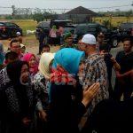 Istri Gubernur Jabar Kunjungi Rumah TKI Tuti Tursilawati di Majalengka