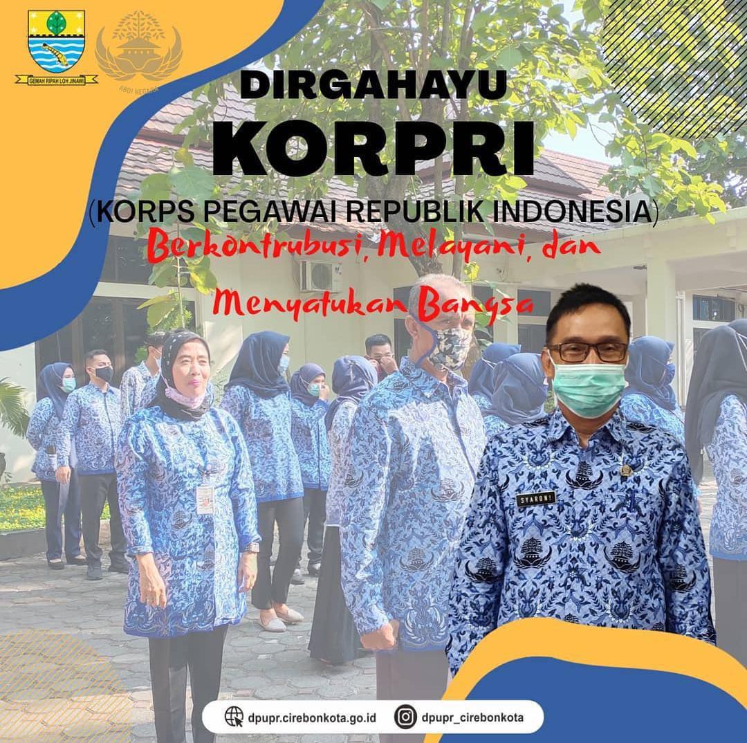 DPUPR iklan dirgahayu Korpri